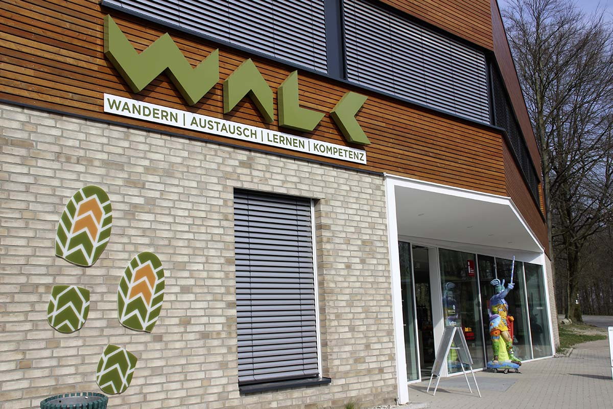 WALK, competence centre for hiking in Detmold